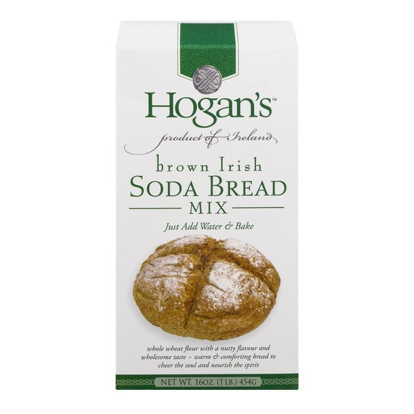 hogans brown irish soda bread mix ireland