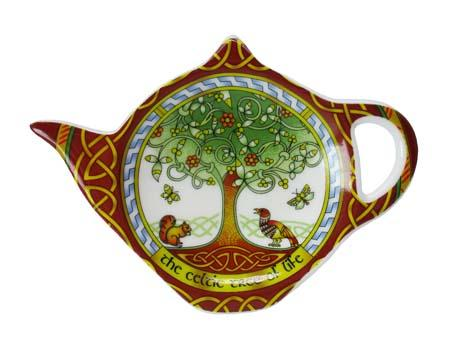 Tree Of Life Tea Bag Holder
