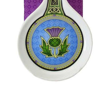 Load image into Gallery viewer, Scottish Thistle Spoon Rest