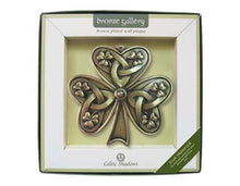 Load image into Gallery viewer, Irish Shamrock Plaque