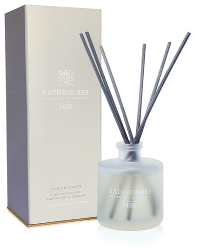 Rathbornes Dublin Dawn Scented Reed Diffuser