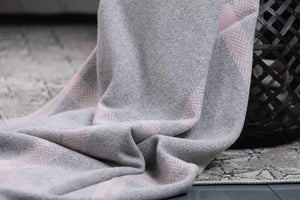 Foxford Port Mor Cashmere Throw