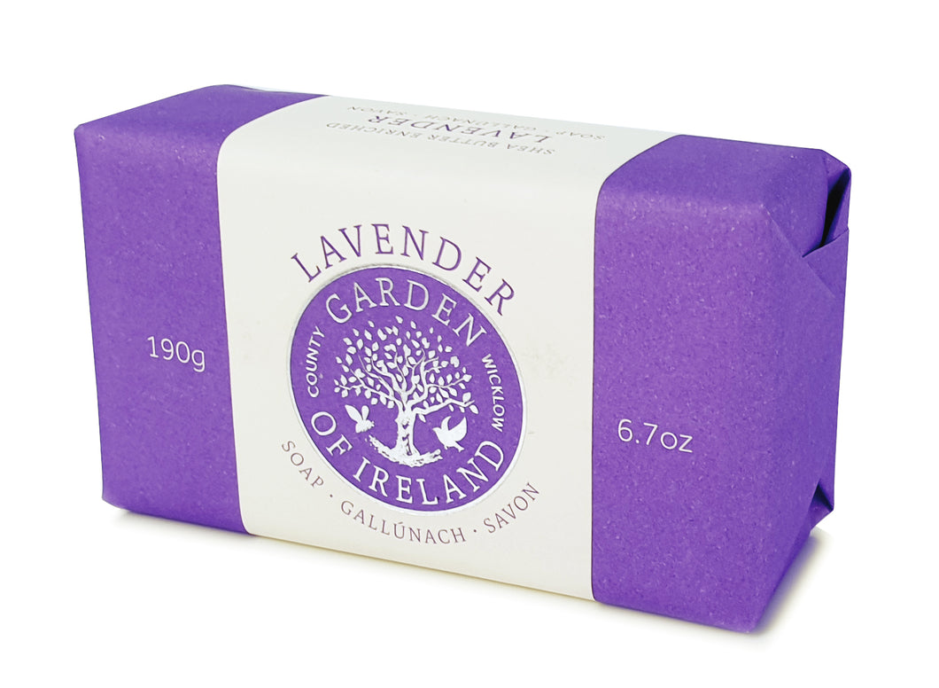 Garden Of Ireland Lavender Soap