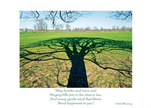 Tree of Life Birthday Card