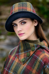 Ladies Irish Tweed Clodagh Hat