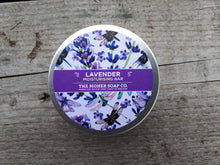 Load image into Gallery viewer, Natural Solid Body Moisturizer - Lavender