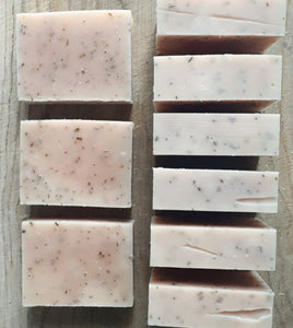 Body Scrub Bar - Poppy Seed