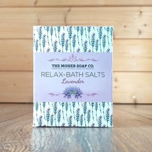 Load image into Gallery viewer, Bath Salts - Relax Lavender