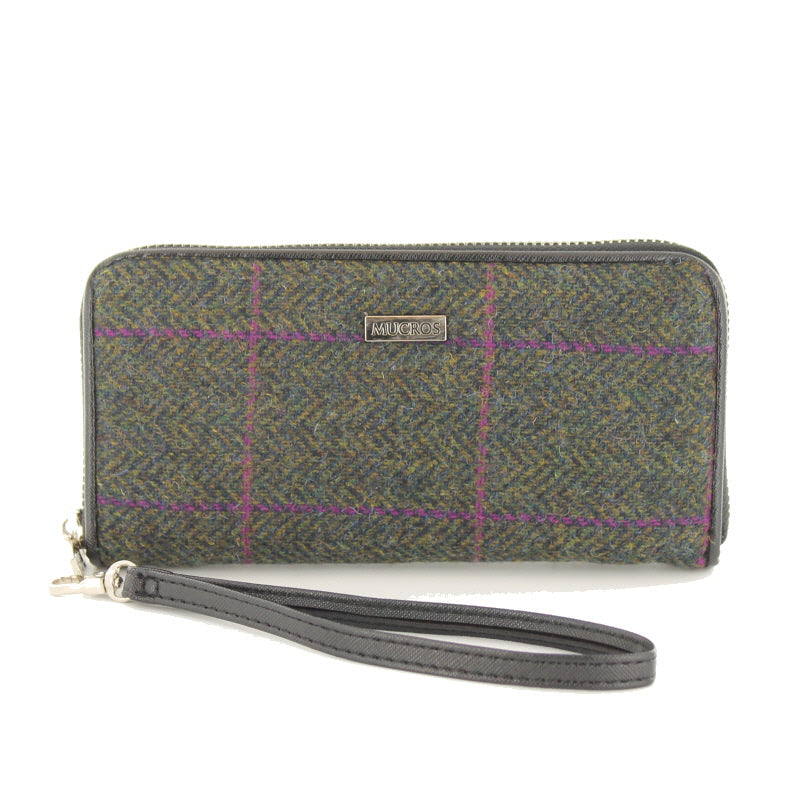 Irish Tweed Wallet