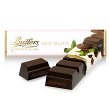 Load image into Gallery viewer, Butlers Dark Chocolate Mint Truffle Bar