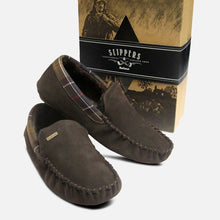 Load image into Gallery viewer, Barbour Men's Monty Slipper