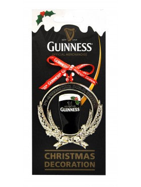 Guinness Metal Decoration