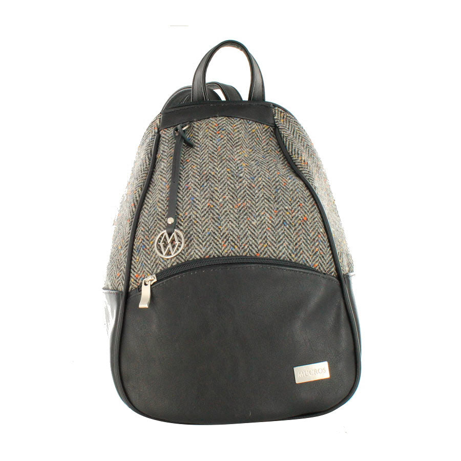 Irish Tweed Colleen Backpack