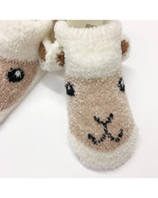 Load image into Gallery viewer, Patrick Francis Ireland Cream Baby Sheep Booties