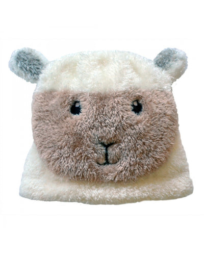 Patrick Francis Ireland Cream Baby Sheep Hat