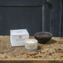 Load image into Gallery viewer, Rathbornes Cedar, Cloves & Ambergris Scented Candle