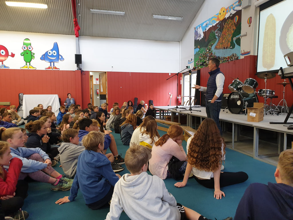 Arrowtown School - Introduction Day