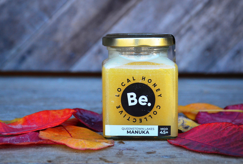 The Power of Be. Local Manuka Honey and Flower