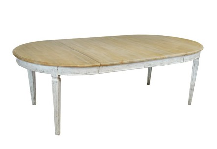 Round 4 39 10 39 Extension Dining Table By Edward Wormley For