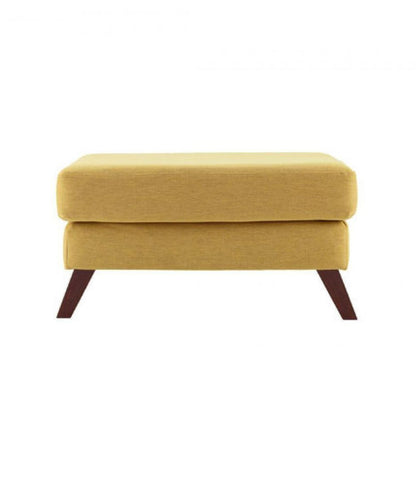G Plan Vintage - The Sixty Six Footstool-DEVOTEDTO