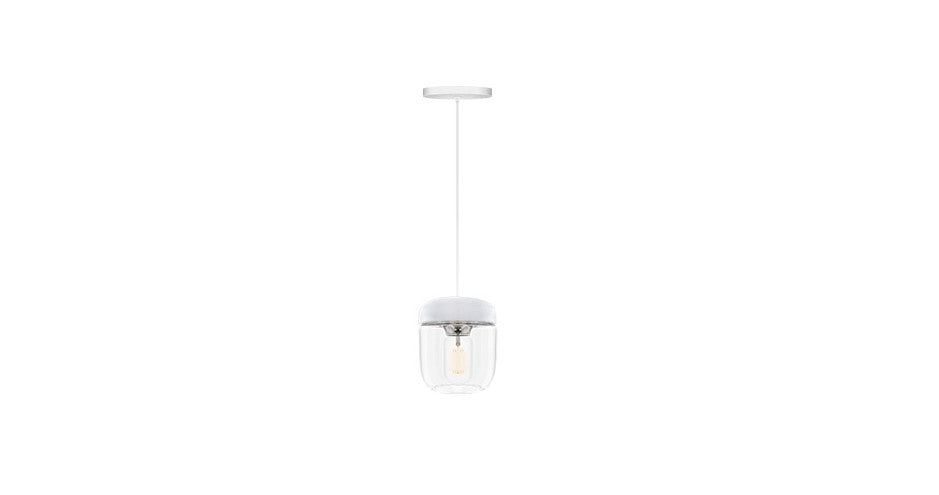 UMAGE - Acorn - White Pendant Shade - 3 Colours Available-DEVOTEDTO