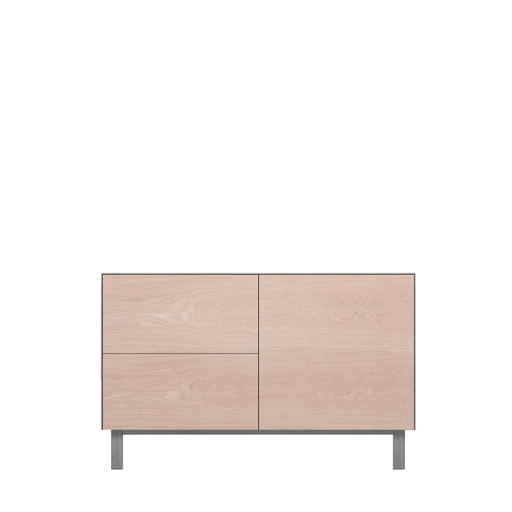 Another Brand - Cubo Rectangular Cabinet - 1 Door & 2 Drawers-DEVOTEDTO