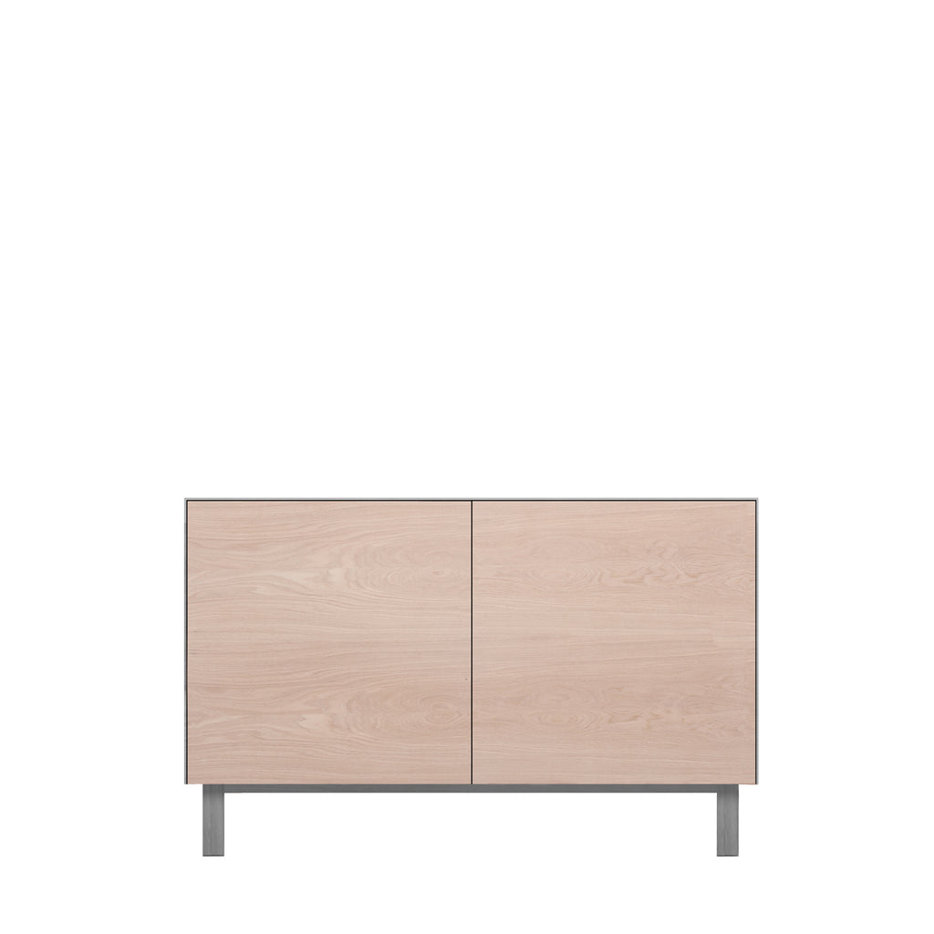 Another Brand - Cubo Rectangular Cabinet - 2 Doors-DEVOTEDTO