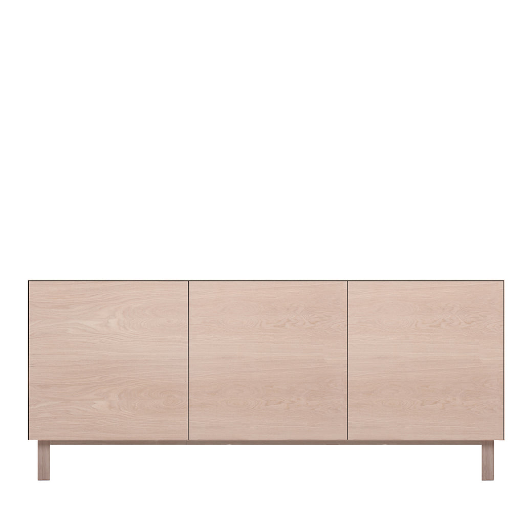Another Brand - Cubo Rectangular Cabinet - 3 Door-DEVOTEDTO