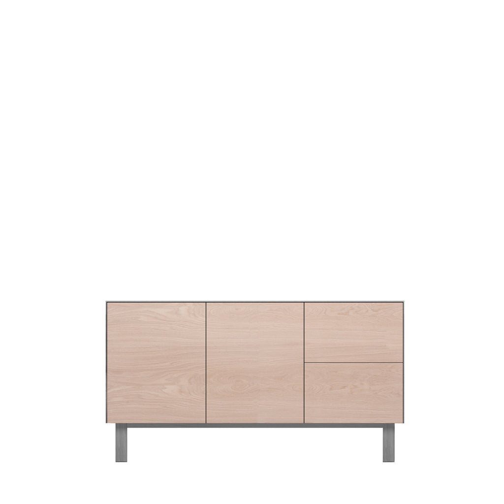 Another Brand - Cubo Sideboard - 2 Doors & 2 Drawers-DEVOTEDTO
