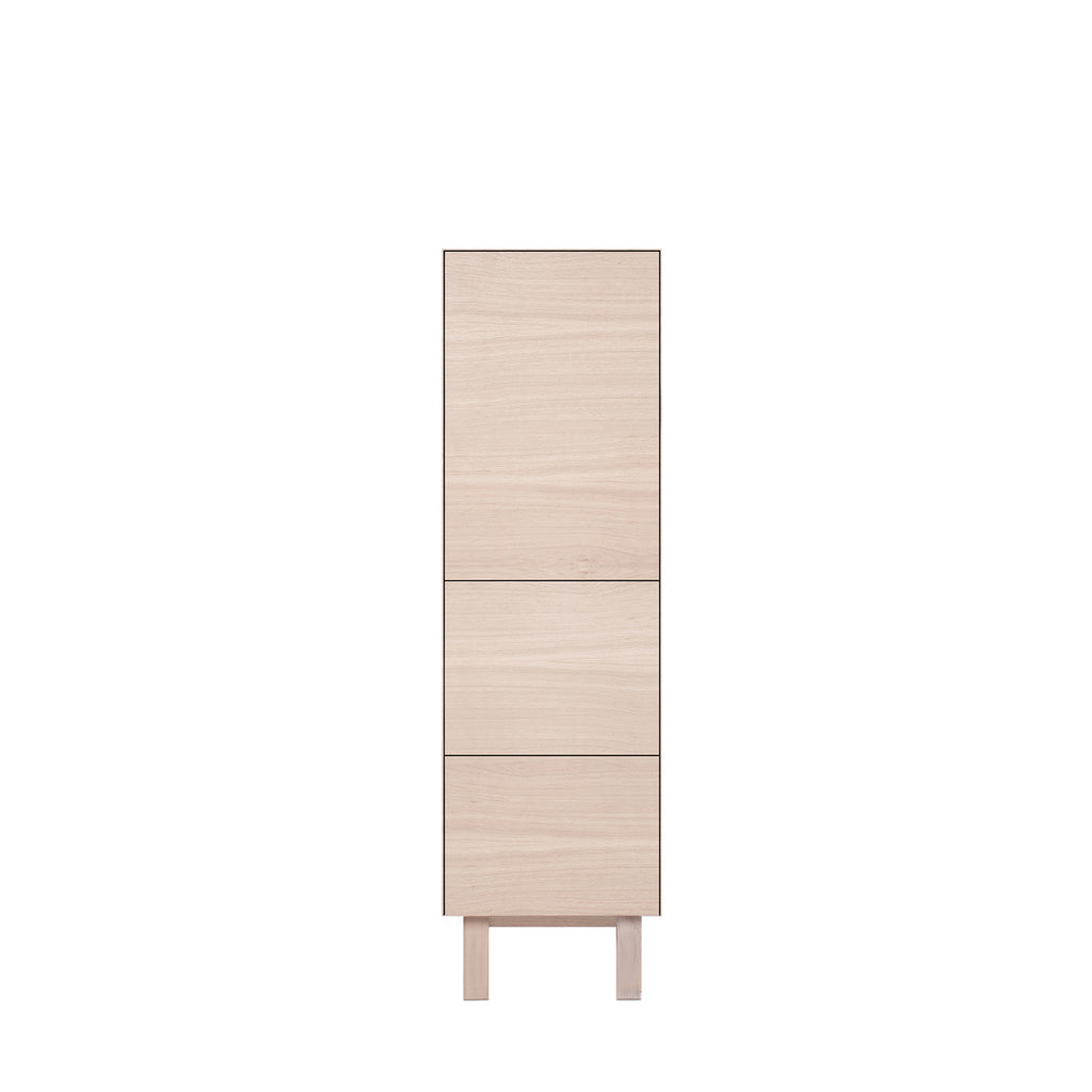 Another Brand - Cubo Tallboy - 1 Door & 2 Drawers-DEVOTEDTO
