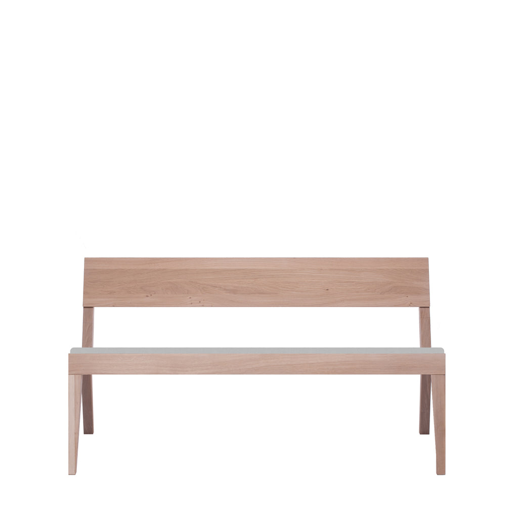 Another Brand - Cubo Bench - Upholstered Seat-DEVOTEDTO