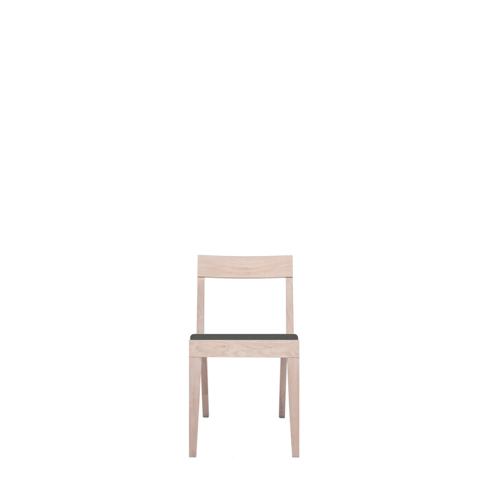 Another Brand - Cubo Chair - Upholstered Seat-DEVOTEDTO
