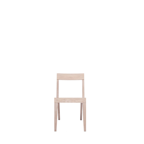 Another Brand - Cubo Chair - Wood Seat-DEVOTEDTO