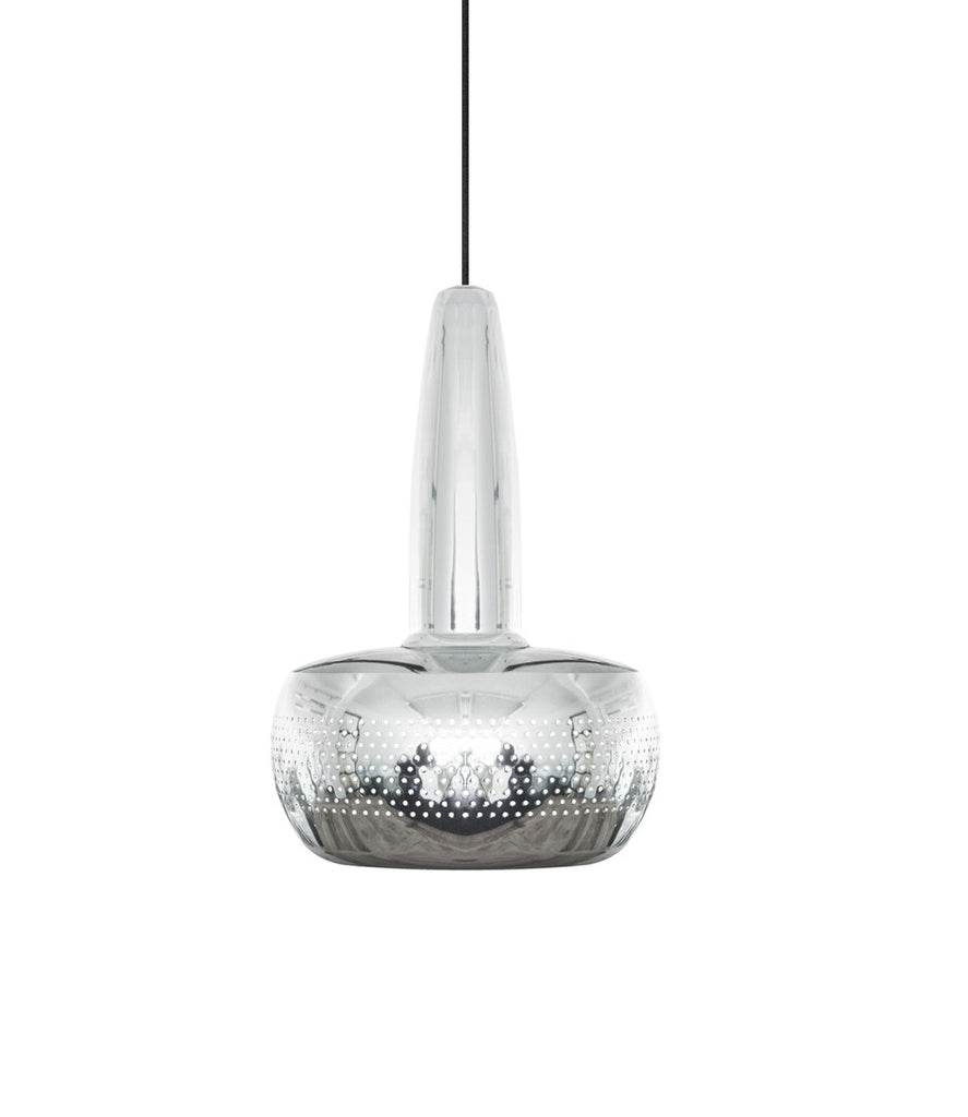 UMAGE - Clava Pendant Shade - Polished Steel-DEVOTEDTO