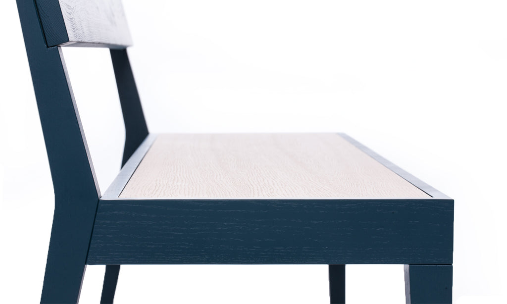 Another Brand - Cubo Bench - Wood Seat-DEVOTEDTO
