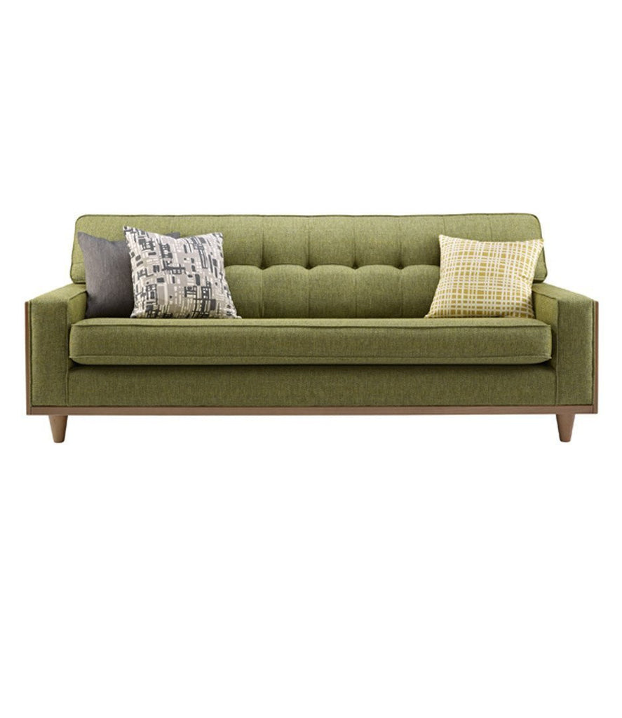 G Plan Vintage - The Fifty Nine Large Sofa in Fabric-DEVOTEDTO