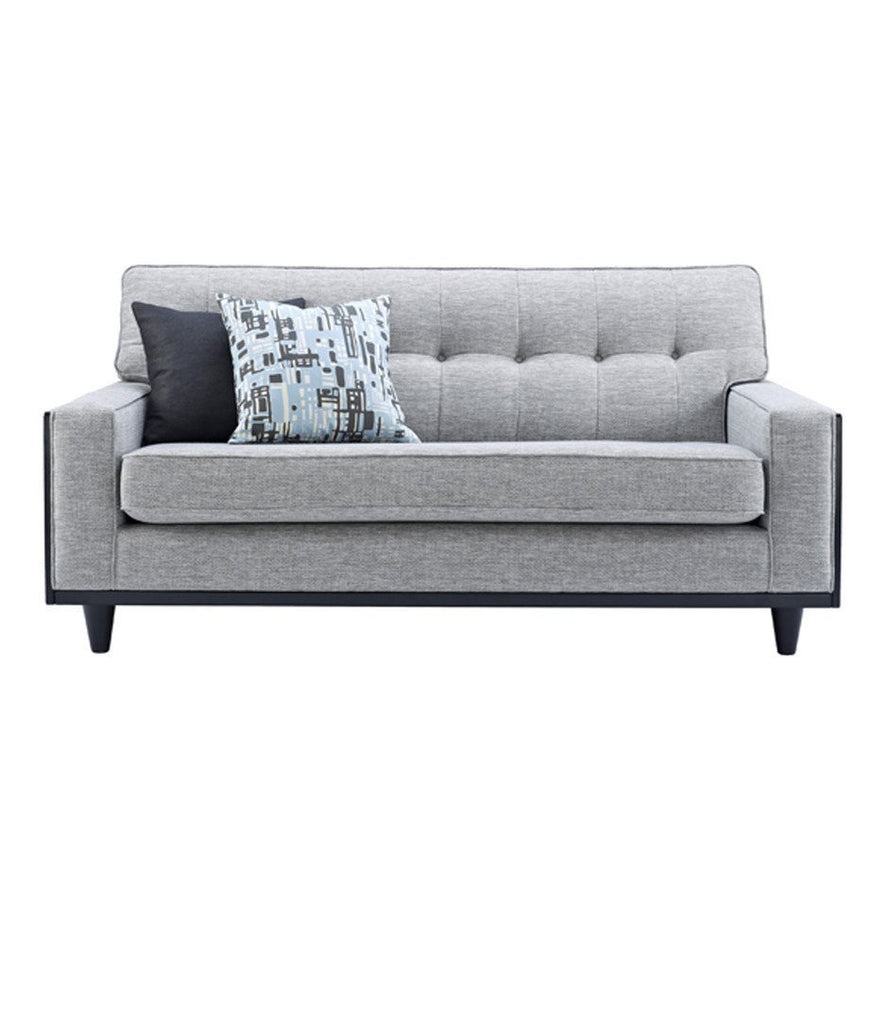 G Plan Vintage - The Fifty Nine Small Sofa in Fabric-DEVOTEDTO