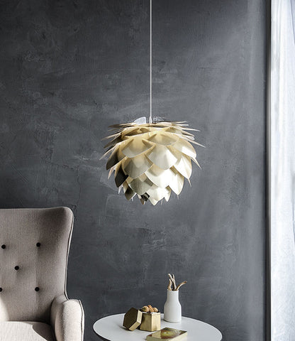 UMAGE - Silvia Brushed Brass Pendant Shade - 2 Sizes Available-DEVOTEDTO