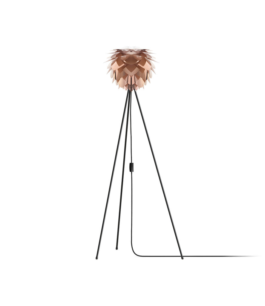 VITA Copenhagen - Silvia Mini / Tripod Floor Lamp - 4 Colours Available-DEVOTEDTO