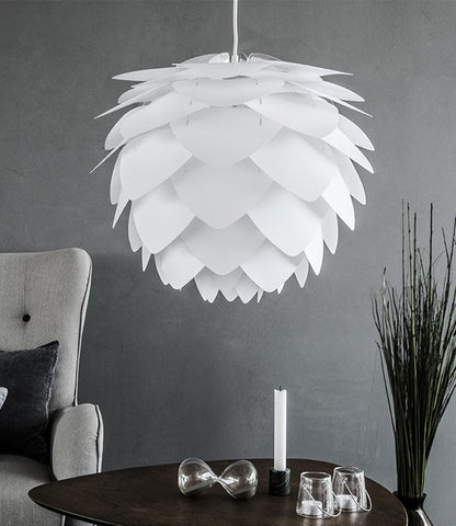 UMAGE - Silvia White Pendant Shade - 2 Sizes Available-DEVOTEDTO
