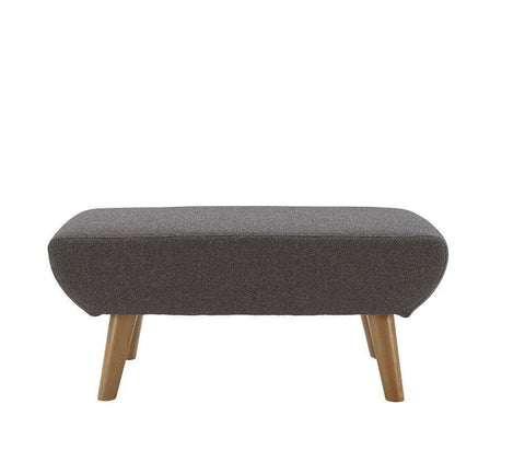 G Plan Vintage - The Sixty Three Footstool-DEVOTEDTO