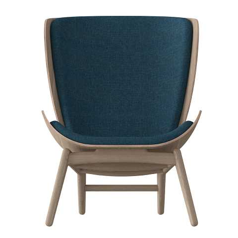 UMAGE - The Reader Wing Chair - Light Oak - 3 Colours-DEVOTEDTO