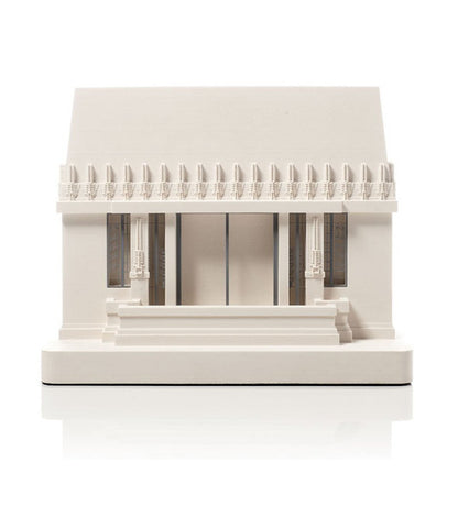 Chisel & Mouse - Hollyhock House Model-DEVOTEDTO