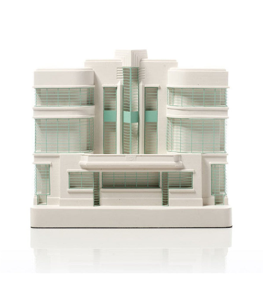 Chisel & Mouse - Hoover Building Model-DEVOTEDTO