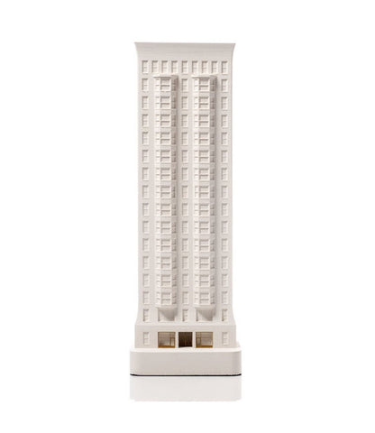 Chisel & Mouse - Monadnock Building Model-DEVOTEDTO