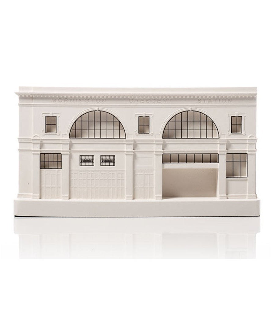 Chisel & Mouse - Mornington Crescent Station Model-DEVOTEDTO