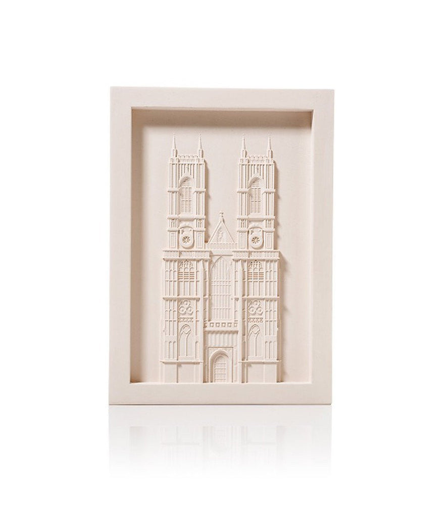 Abbey Jigsaw Bunching Table: Chisel & Mouse - Westminster Abbey Model