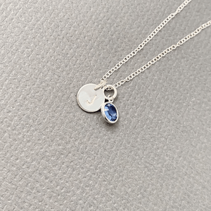 DLK Designs Necklace Mothers Birthstone Necklace