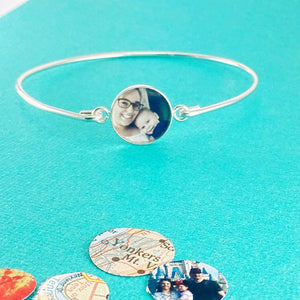 dlkdesigns Bracelet Custom Photo Bracelet by DLK Designs