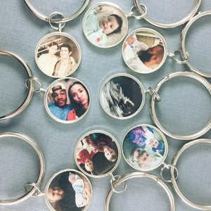 dlkdesigns Keychain Photo Keychain